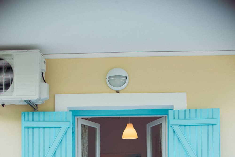 Kamar Double Deluks - Balkon