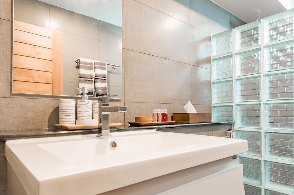 Suite Panorama - Kamar mandi