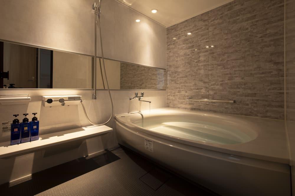Pokój z 2 pojedynczymi łóżkami typu Deluxe (1) - Łazienka