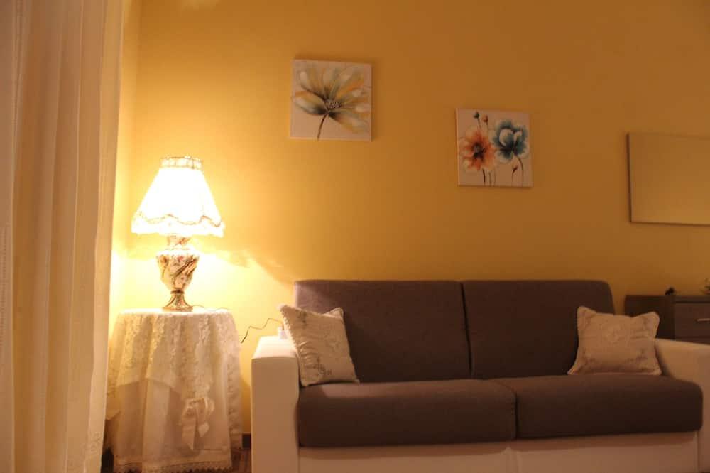Comfort Room, 1 Bedroom, Garden View, Garden Area - Living Area