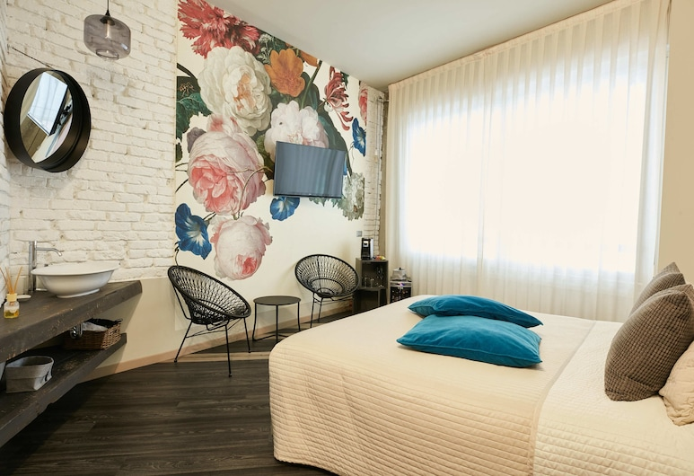 15 Quindici by Serendipity Rooms, Milan, Junior Suite, Guest Room