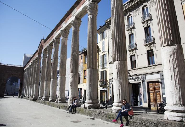 Altido S. Lorenzo Arcade, Milaan