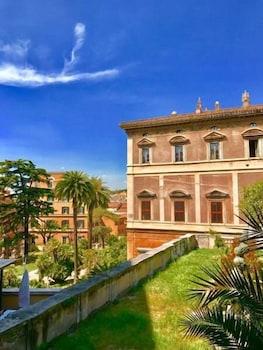 Rzym — zdjęcie hotelu Escapesuite