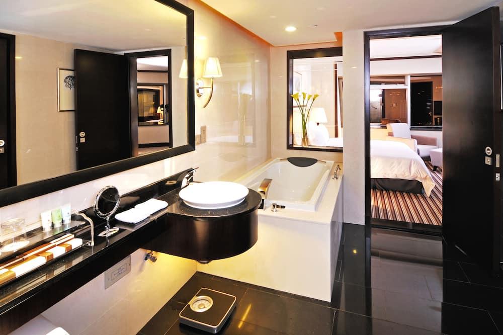 Habitación ejecutiva, 1 cama Queen size - Baño