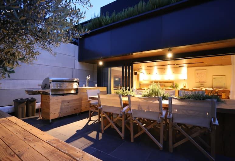 TRUNK HOTEL, Tokyo, Terrace Suite, Guest Room