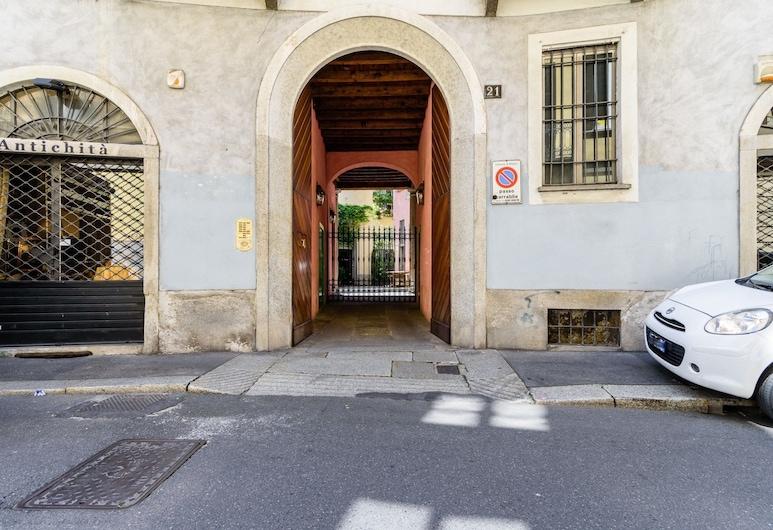 Old Town Milano Altido, Milaan, Ingang van de accommodatie