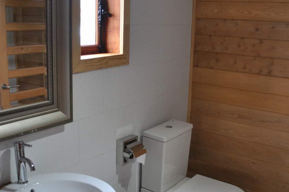 Suite superior, 1 habitación, sauna - Baño