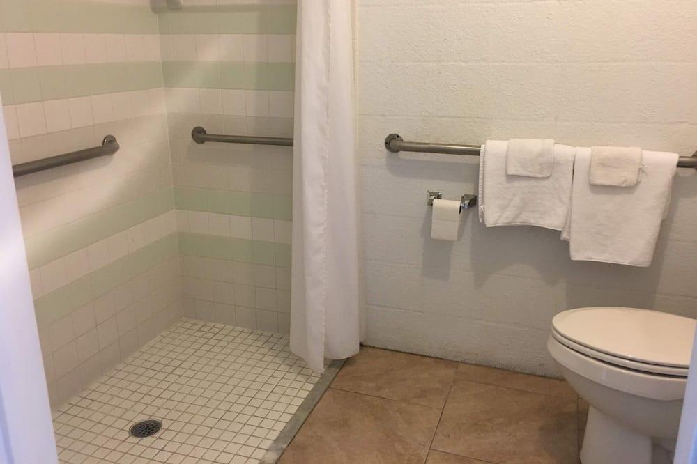Cottage Deluxe, 1 giường cỡ king, Phù hợp cho người khuyết tật - Phòng tắm