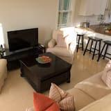 Luxury Villa, 6 Bedrooms, Ocean View, Slope side - Ruang Tamu