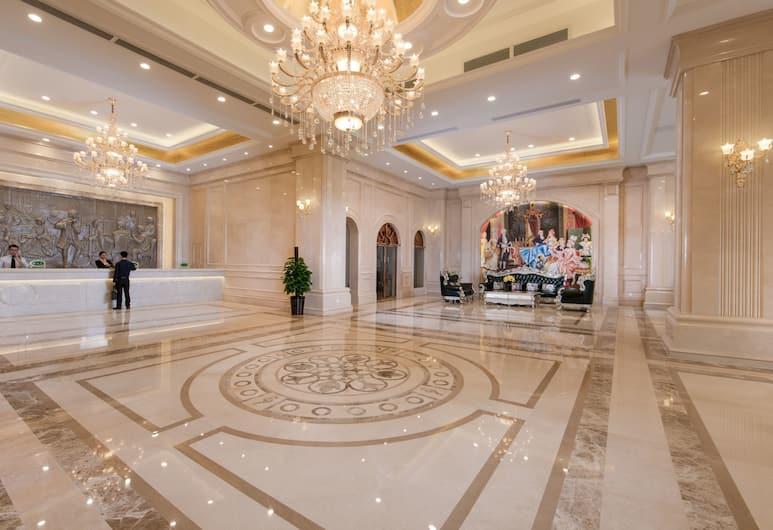維也納酒店(廣州白雲機場空港店), 廣州市, 大堂