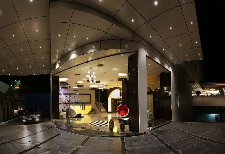 The Orbis Hotel, Coimbatore, Entrada do Hotel