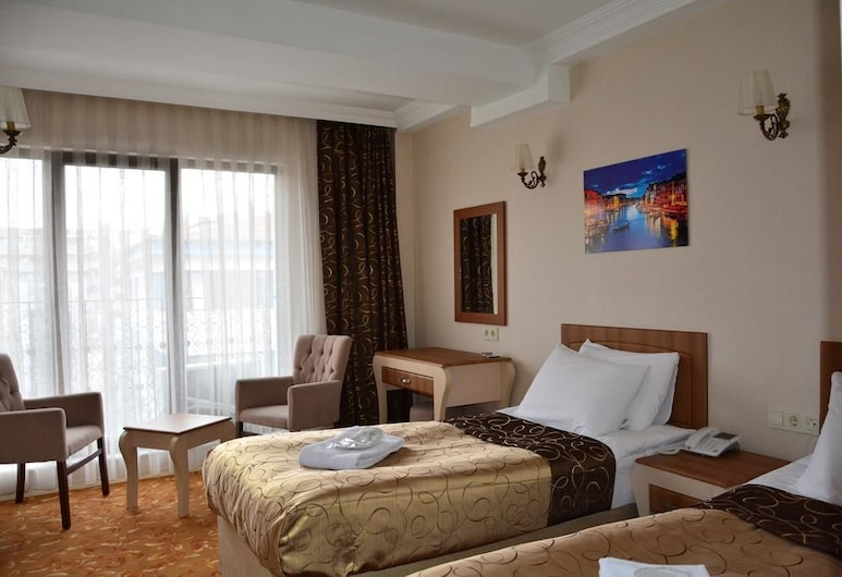 Konur Hotel, Ankara, Standard İki Ayrı Yataklı Oda, Oda