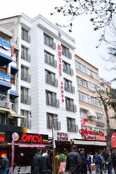 Mynd af Konur Hotel í Ankara