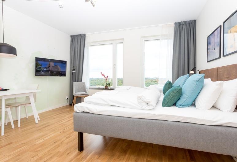 ApartDirect Älvsjö, Alvsjo, Apartment, 2 Twin Beds, Room