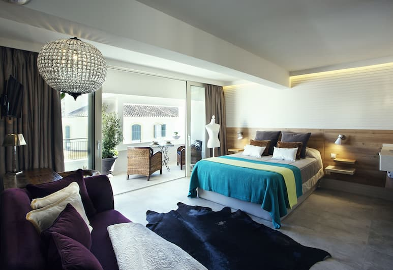 Cabaret Terrace Suite, Málaga