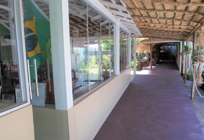 Pousada e Hostel Coração Verde, Santarem, Móttaka