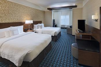 Mynd af Fairfield Inn & Suites by Marriott Dublin í Dublin