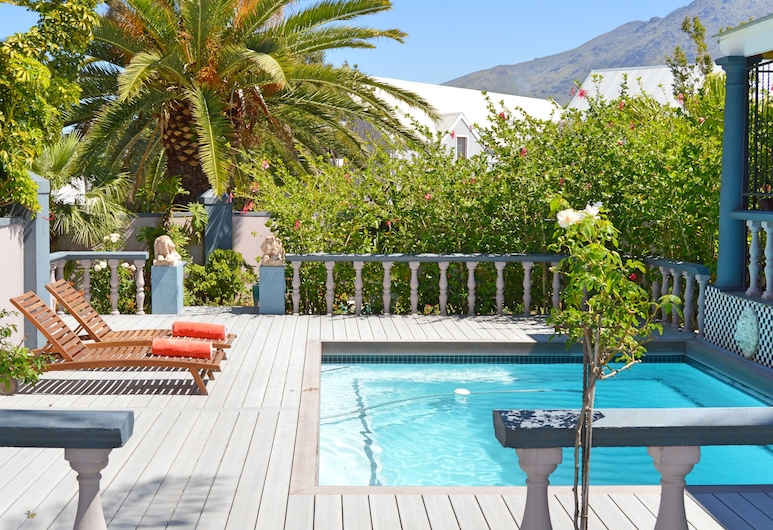 1AA Wilhelminia Apartments, Franschhoek, Outdoor Pool