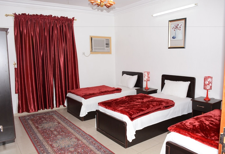 Al Eairy Furnished Apts Al Madinah 5, Medina, Apartmán, 3 ložnice, Pokoj
