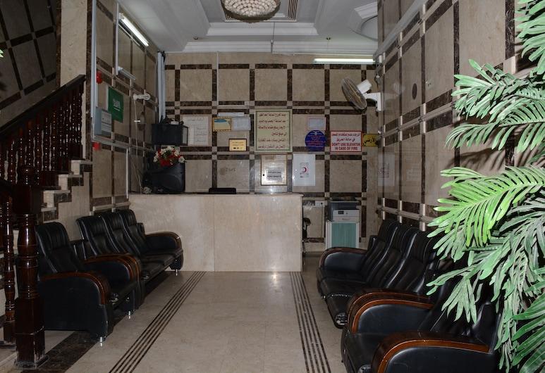 Al Eairy Furnished Apts Al Madinah 11, Medina, Lobby