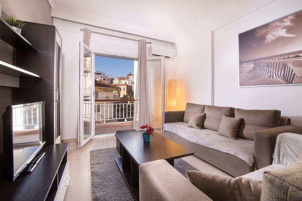 Апартаменти (No. 4) - Вітальня