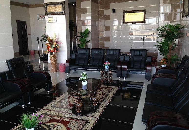 Al Eairy Furnished Apartments Tabuk 4, Tabukas, Vestibiulis