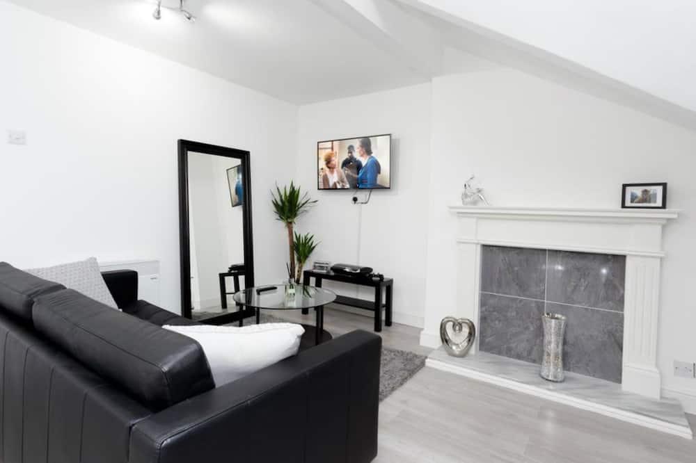 Appartement, privébadkamer (1 Bedroom Occupancy 2) - Lounge