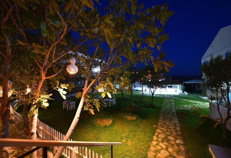 Garden Ada Hotel, Bozcaada, Areál