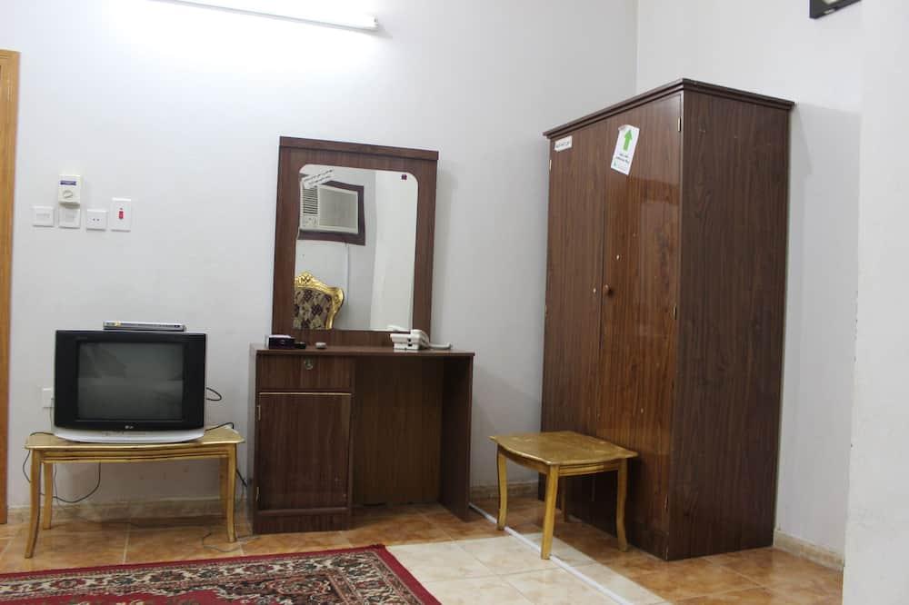 Tweepersoonskamer - Woonruimte