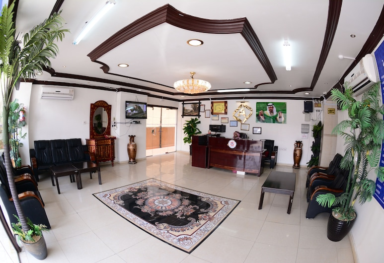 Al Eairy Furnished Apartments Dammam 4, Νταμάμ, Λόμπι