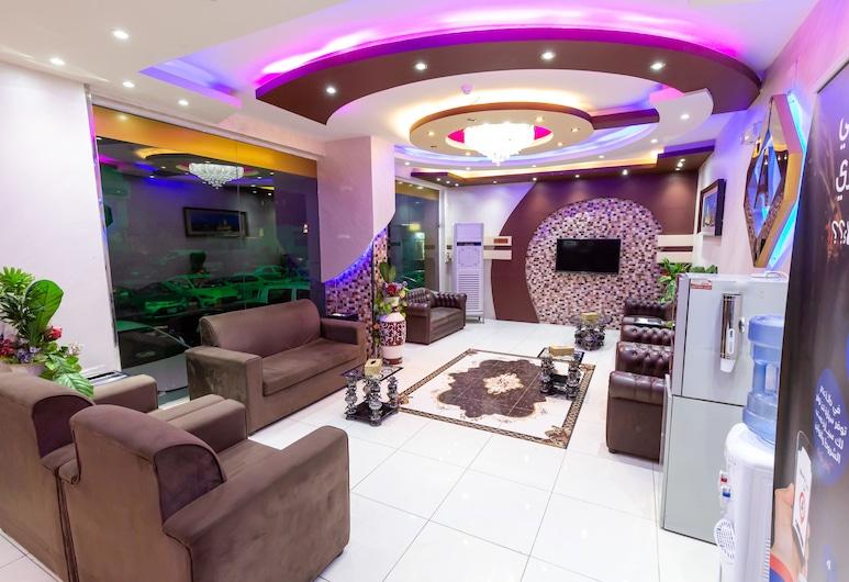 Al Eairy Furnished Apartments Jeddah 2, Jedda, Reception
