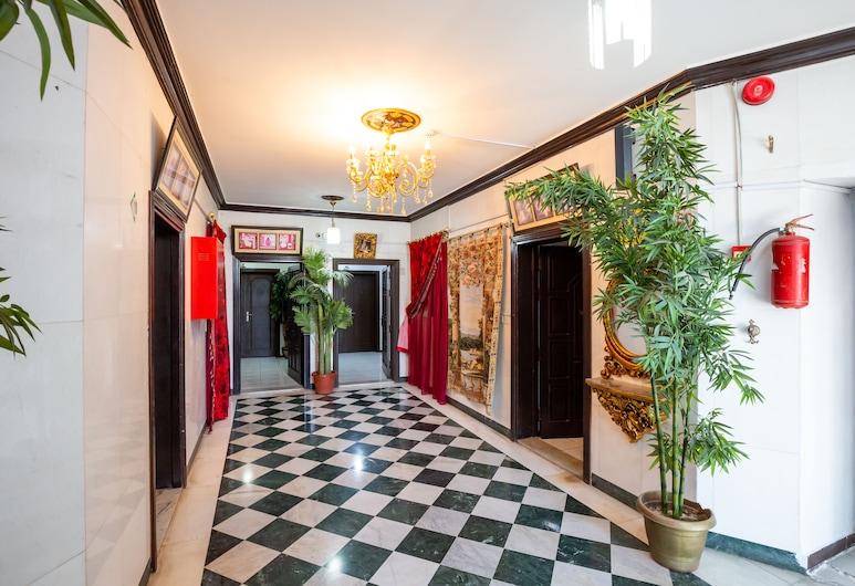 Al Eairy Furnished Apartments Jeddah 4, Jedda, Reception