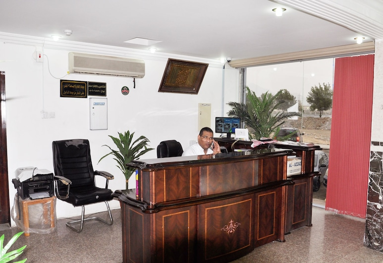 Al Eairy Furnished Apartments Makkah 4, Mecca, Reception