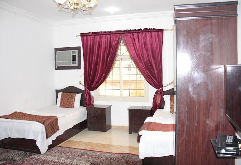 Al Eairy Furnished Apartments Makkah 5, Mecca, Pokoj