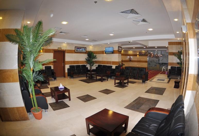 Al Eairy Furnished Apartments Makkah 7, Mecca, Posezení ve vstupní hale