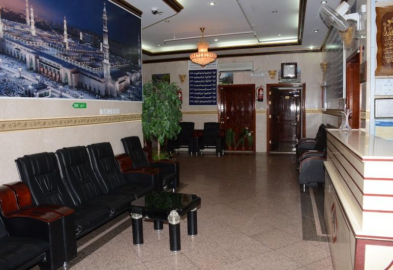 Al Eairy Furnished Apt Al Madinah 3, Medina, Recepce