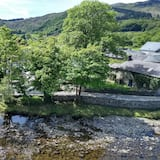 Panoramic Double Room, 1 King Bed, Ensuite, Mountain View - Mountain View