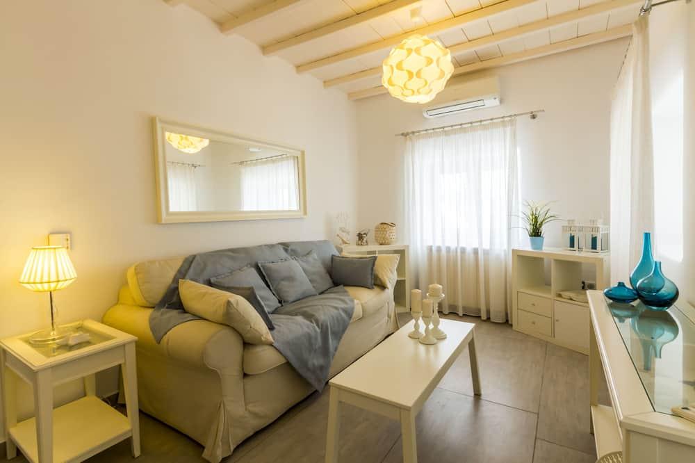 Luxury-huvila, 3 makuuhuonetta, Merinäköala - Oleskelualue
