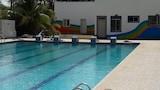 Sélectionnez cet hôtel quartier  Ticuantepe, Nicaragua (réservation en ligne)