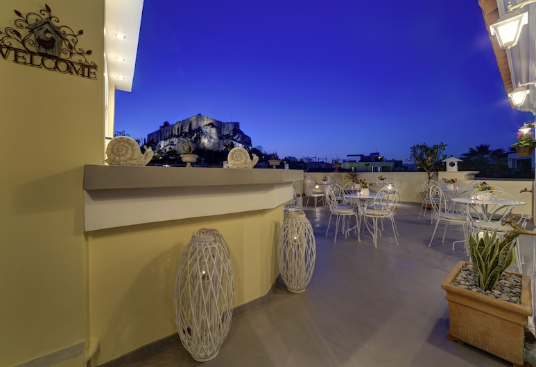 Home & Poetry, Athens, Terrace/Patio