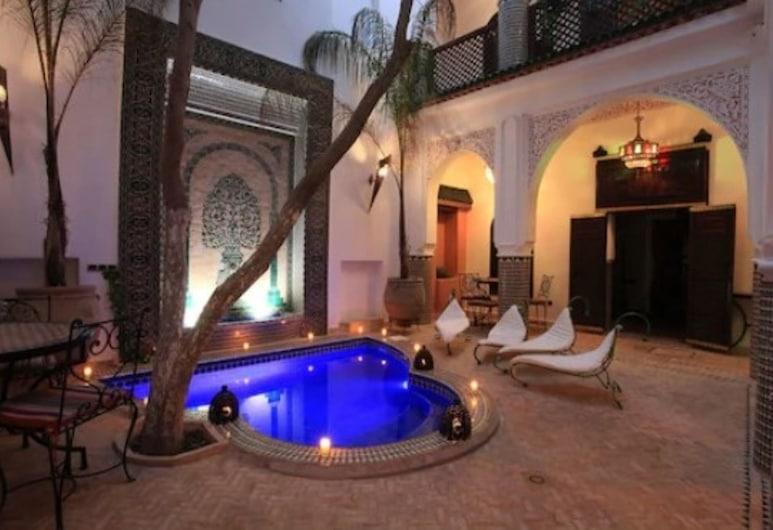 里亞德阿瑪莫亞賽恩飯店, 馬拉喀什