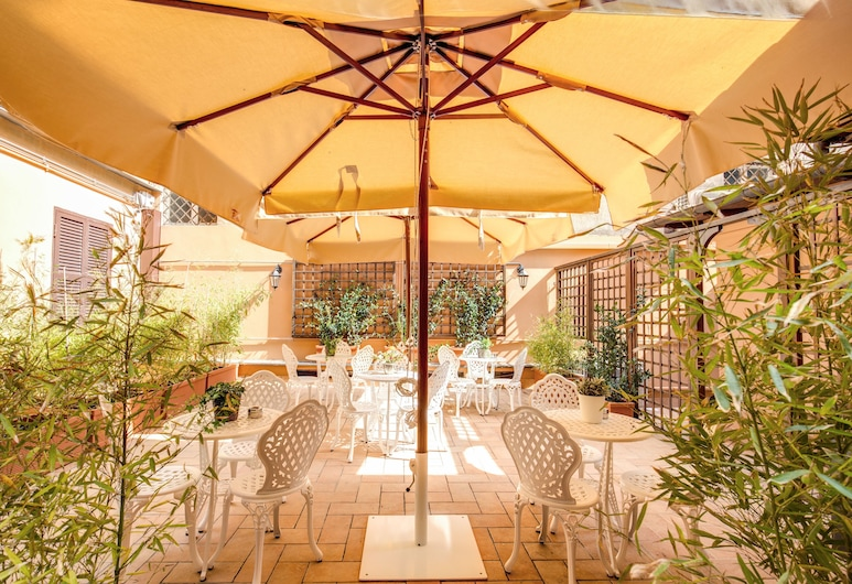 Charme Spagna Boutique Hotel, Rome, Terrace/Patio