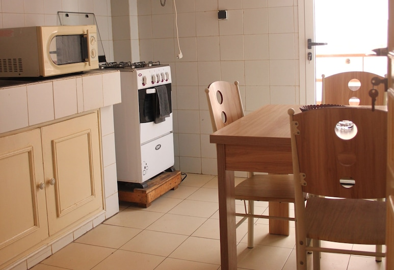 達卡爾舒適獨特公寓酒店, 達卡, 公寓, 1 間臥室, 私人廚房