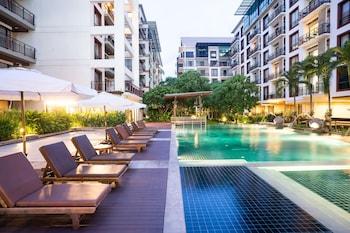 방콕의 아만타 호텔 & 레지던스 라차다 사진