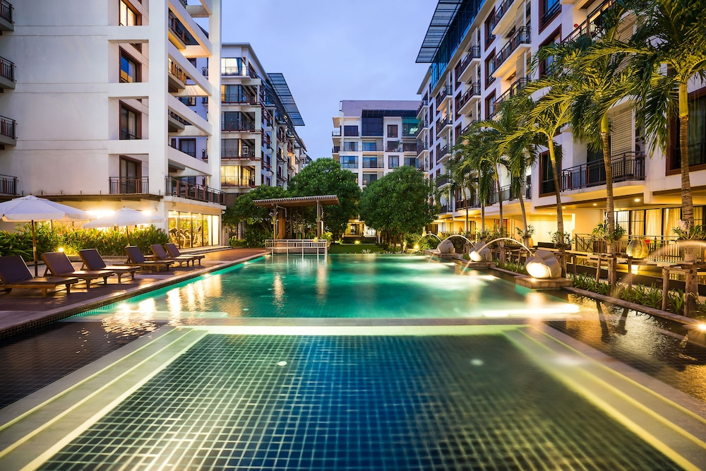 Amanta Hotel Residence Ratchada Bangkok Thailand Bangkok Hotel