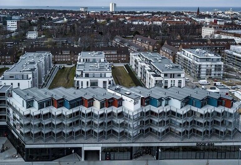 瓦爾內明德德克印青年旅舍, 羅斯托克, 飯店正面