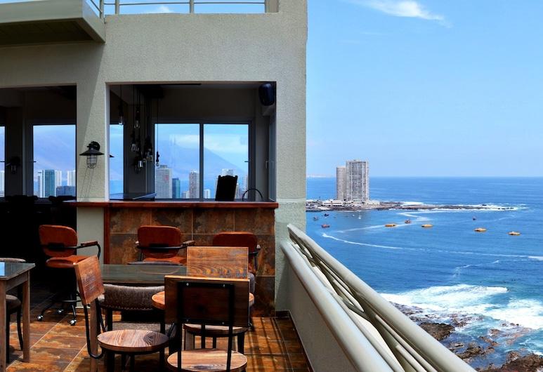Gran Cavancha Hotel & Apartment, Iquique, Udendørs spisning