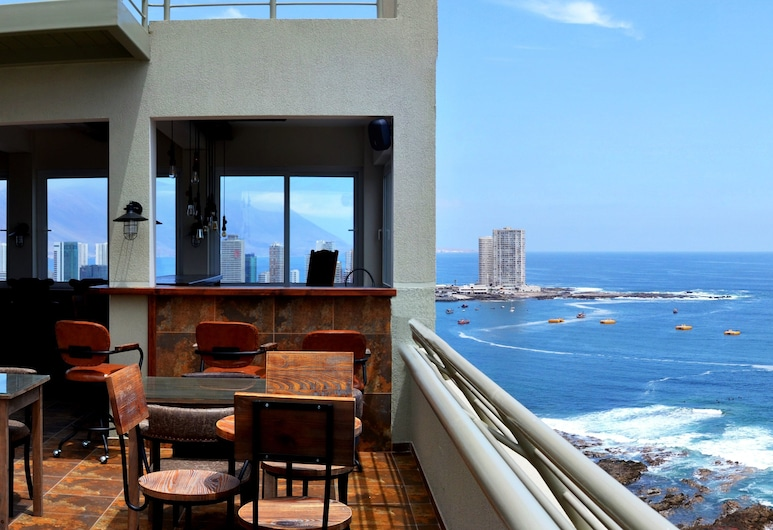 Gran Cavancha Hotel & Apartment, Iquique, Outdoor Dining