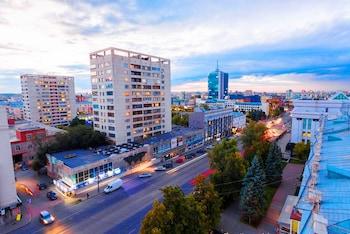 Foto van InnHome Apartments - Revolution Square in Chelyabinsk