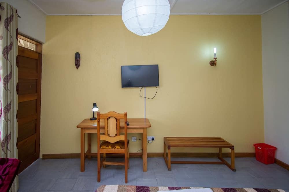 Standard - kahden hengen huone - Oleskelualue